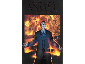 ANGEL :AFTER THE FALL VOL 2  - JOSH WHEDON