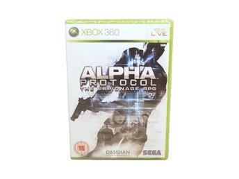 Alpha Protocol The Espionage RPG (NYTT) - Stockholm - Alpha Protocol The Espionage RPG (NYTT) - Stockholm