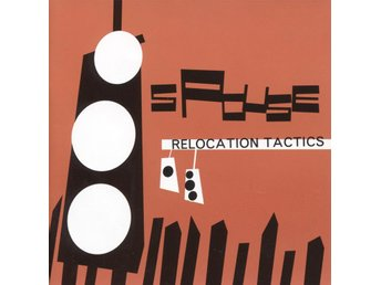 Spouse - Relocation Tactics - 2007 - CD