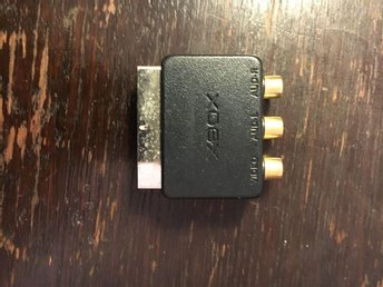 Xbox Scart original adapter