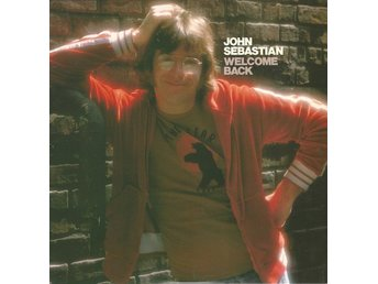 LP John Sebastian Welcome Back