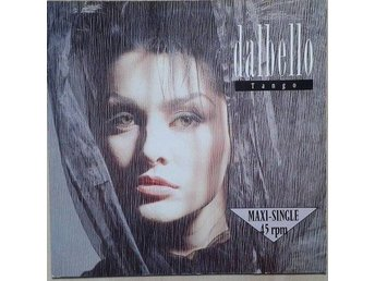 "Dalbello title* Tango* Pop Rock, Synth-pop 12""-maxi Germany"