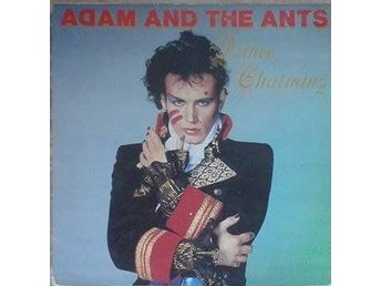 Adam And The Ants titel* Prince Charming* EU Gatefold LP - Hägersten - Adam And The Ants titel* Prince Charming* EU Gatefold LP - Hägersten