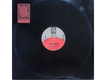 "MBG title* Oh Yeah* House, Deep House 12"" Italy"