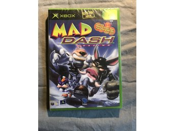 MAD DASH RACING XBOX  INPLASTAD