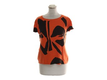 Bitte Kai Rand, T-shirt, Strl: L, Orange/Svart