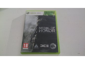 - Medal of Honor Warfighter XBOX360 -