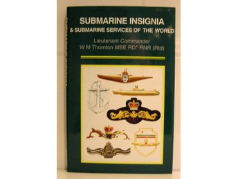 Submarine insignia & submarine services of the world.