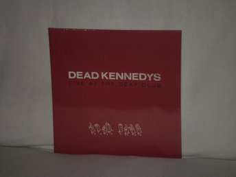 Dead Kennedys  -  Live at the Deaf Club         180G HEAVYWEIGHT -NY