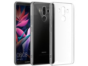 Clear Hard Case Huawei Mate 10 Pro Färg: Transparent