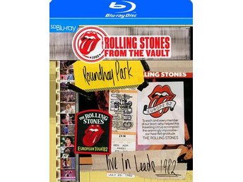 Rolling Stones: From the vault/Live in Leeds -82 (Blu-ray)