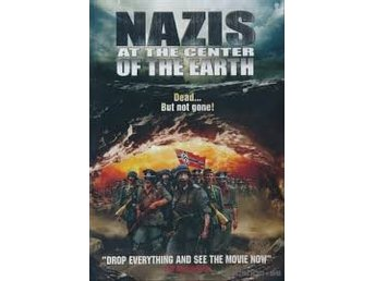 Nazis at the center of the earth (se produktbeskrivning)