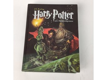 Harry Potter bok, Halvblodsprinsen