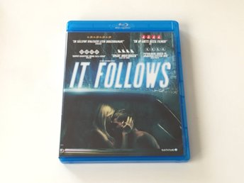 It Follows (Blu Ray) horror - NJUTAFILMS - 2014