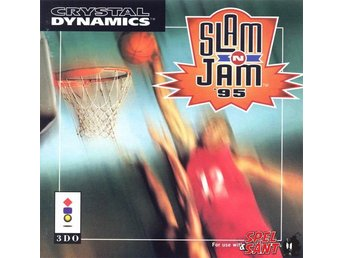 Slam N Jam 95 Nytt (3DO)