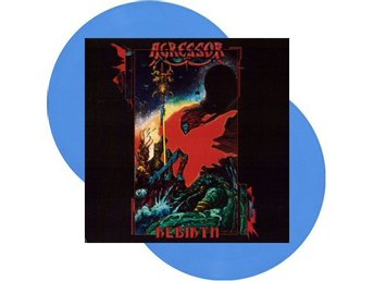 Agressor (fra) -Rebirth/Symposium Of Rebirth dlp Death metal