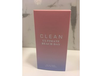Clean Ultimate Beach Day Edt 60ml OÖPPNAD