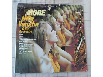 LP skiva Vinyl  Billy Vaughn and his orchestra