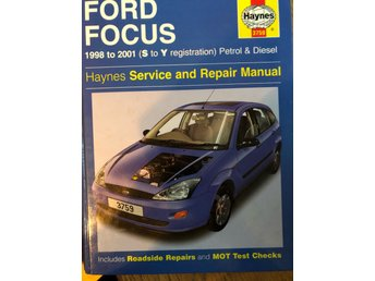 Reparationshandbok Ford Focus