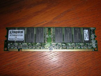 Minne Kingston KTH6501/128 SDRAM 128MB PC133