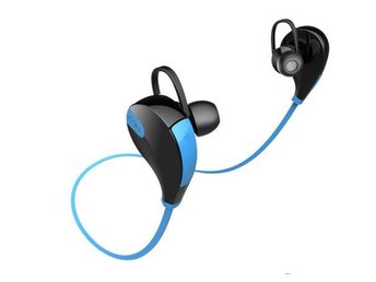 Bluetooth Hörlurar / Bluetooth Headset, Jogger,  Blå
