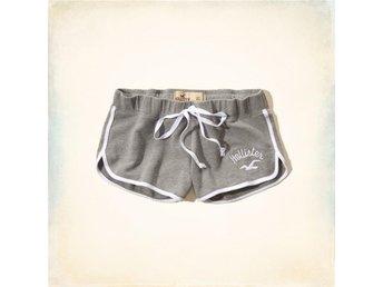 HOLLISTER Shorts, Ljusgrå, Stl. XS, Helt Nya!! - Miami - HOLLISTER Shorts, Ljusgrå, Stl. XS, Helt Nya!! - Miami