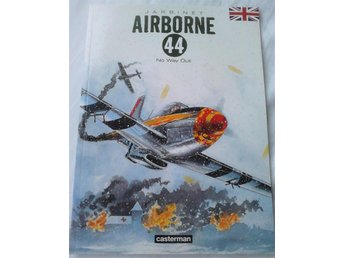 Airborne 44 - No way out (Phillippe Jarbinet, WW2)
