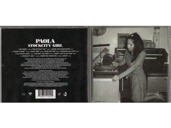 PAOLA - Stockcity Girl CD - Edsbyn - PAOLA - Stockcity Girl CD - Edsbyn
