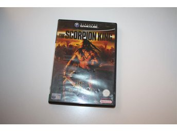 NINTENDO GAMECUBE - THE SCORPION KING