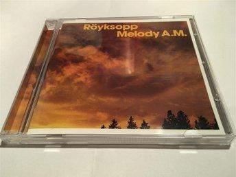 CD Röyksopp - Melody A.M. - Nacka - CD Röyksopp - Melody A.M. - Nacka