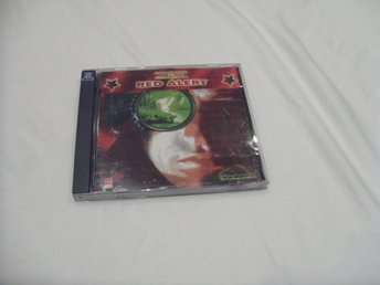 Command & Conquer Red Alert PC CD ROM Engelsk