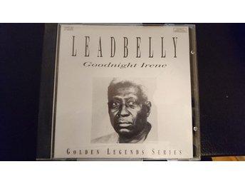 Leadbelly, Goodnight Irene. Golden Legends Series. USA press - ängelholm - Leadbelly, Goodnight Irene. Golden Legends Series. USA press - ängelholm