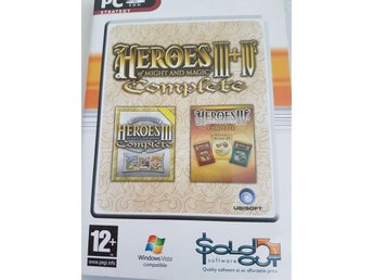 Heroes of might and magic III +VI complete