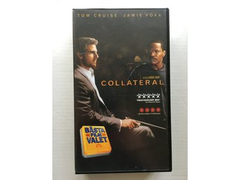 VHS - COLLATERAL - Tom Cruise