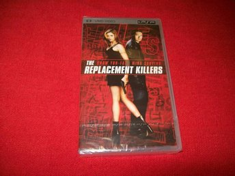 THE REPLACEMENT KILLERS NY INPLASTAD UMD FILM