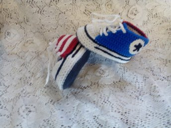 Virkade baby skor all star sport canvas usa