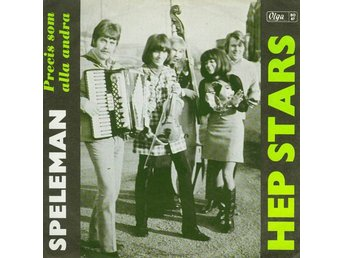 "The Hep Stars - Speleman (7"", Single)"