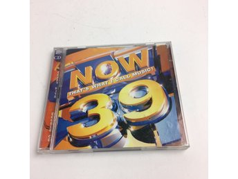 CD-Skivor, Now Thats What I call Music! 39