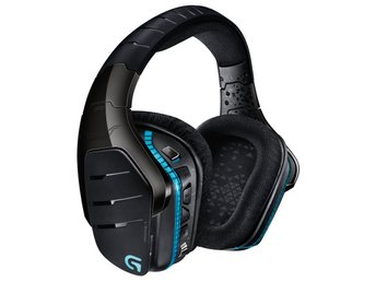 G933 Artemis Spectrum™ Wireless 7.1 Surround Gaming Headset nya 1 års garanti.