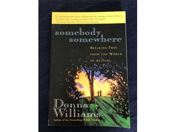Somebody Somewhere - Donna Williams
