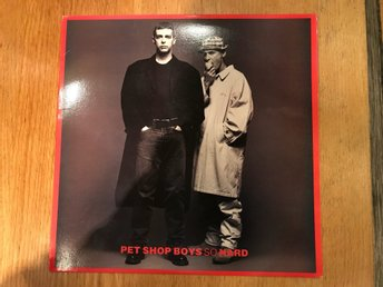 Pet shop boys - So hard  maxisingel