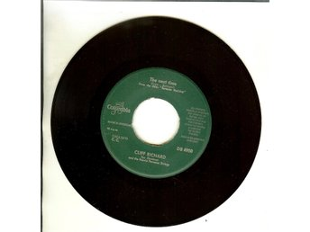 Cliff Richard  - 7´ The next time / Barchelord boy  1963  VG++