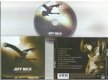 JEFF BECK - Emotion & Commotion (CD)