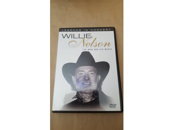 Willie Nelson - The Man And His Music - Legends In Concert (DVD)