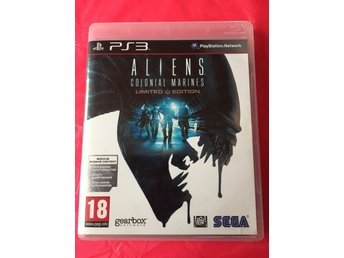 ALIENS COLONIAL MARINES (Sega) (20th Century Fox) (Gearbox software)