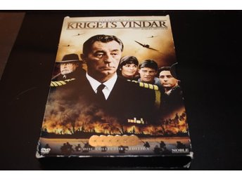 DVD-box: Krigets vindar - 6 disc collector´s edition