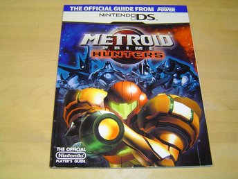 METROID PRIME HUNTERS GUIDE WALKTHROUGH NINTENDO DS *NYTT*