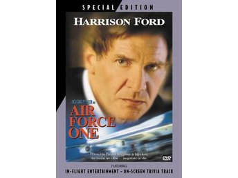Air Force One (Harrison Ford, Gary Oldman)