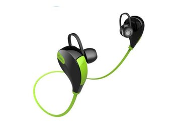 Bluetooth Hörlurar / Bluetooth Headset, Jogger,  Grön