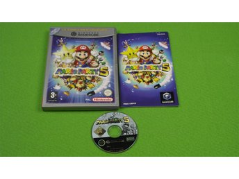 Mario Party 5 i fint skick GameCube Game Cube